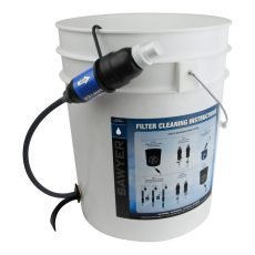 Parte 3 – Sawyer SP 180 – Bucket Filter Maintenance